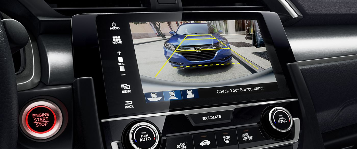 All Your Technology at Your Fingertips in the Civic!
