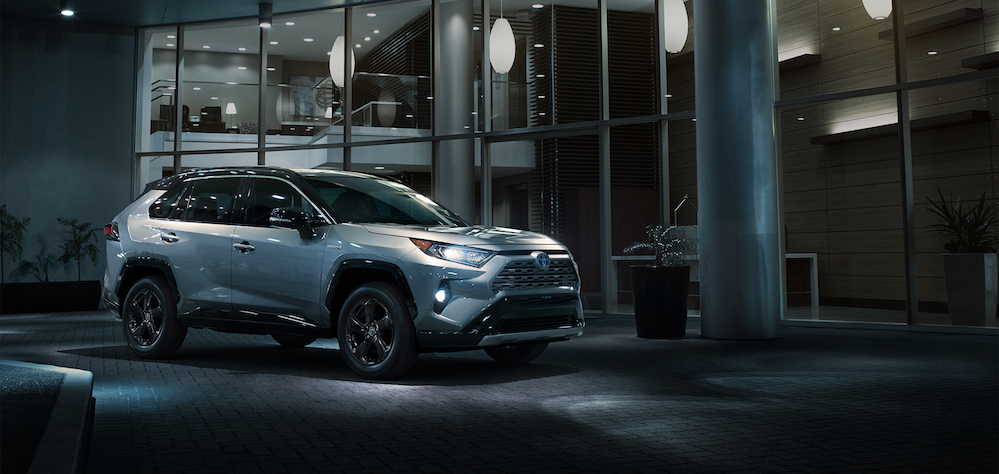 2019 Toyota Rav4 Madison Area Toyota Dealer