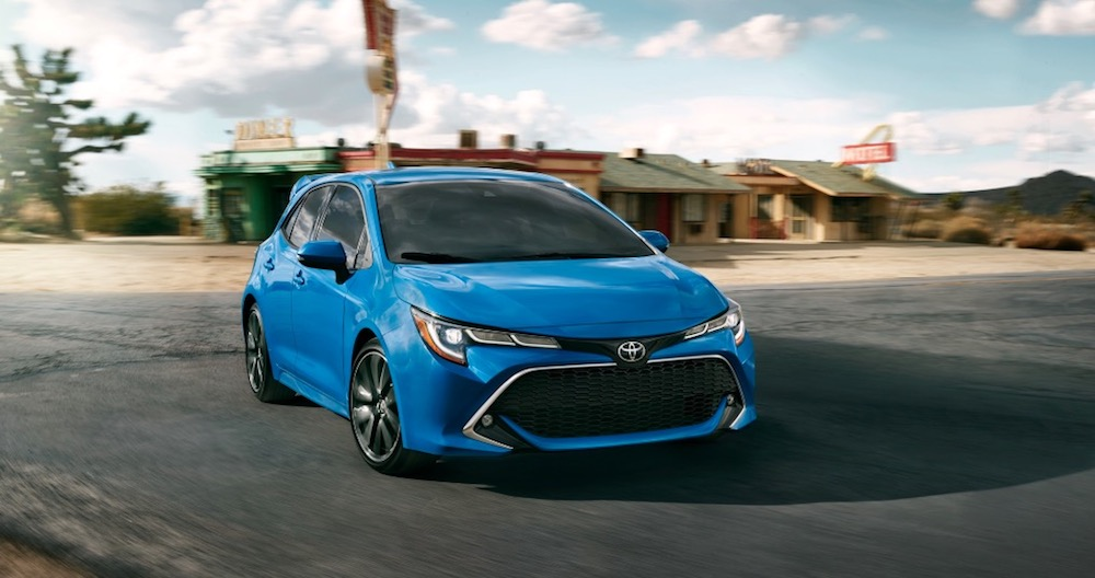 2019 Toyota Corolla Hatchback available near Summit