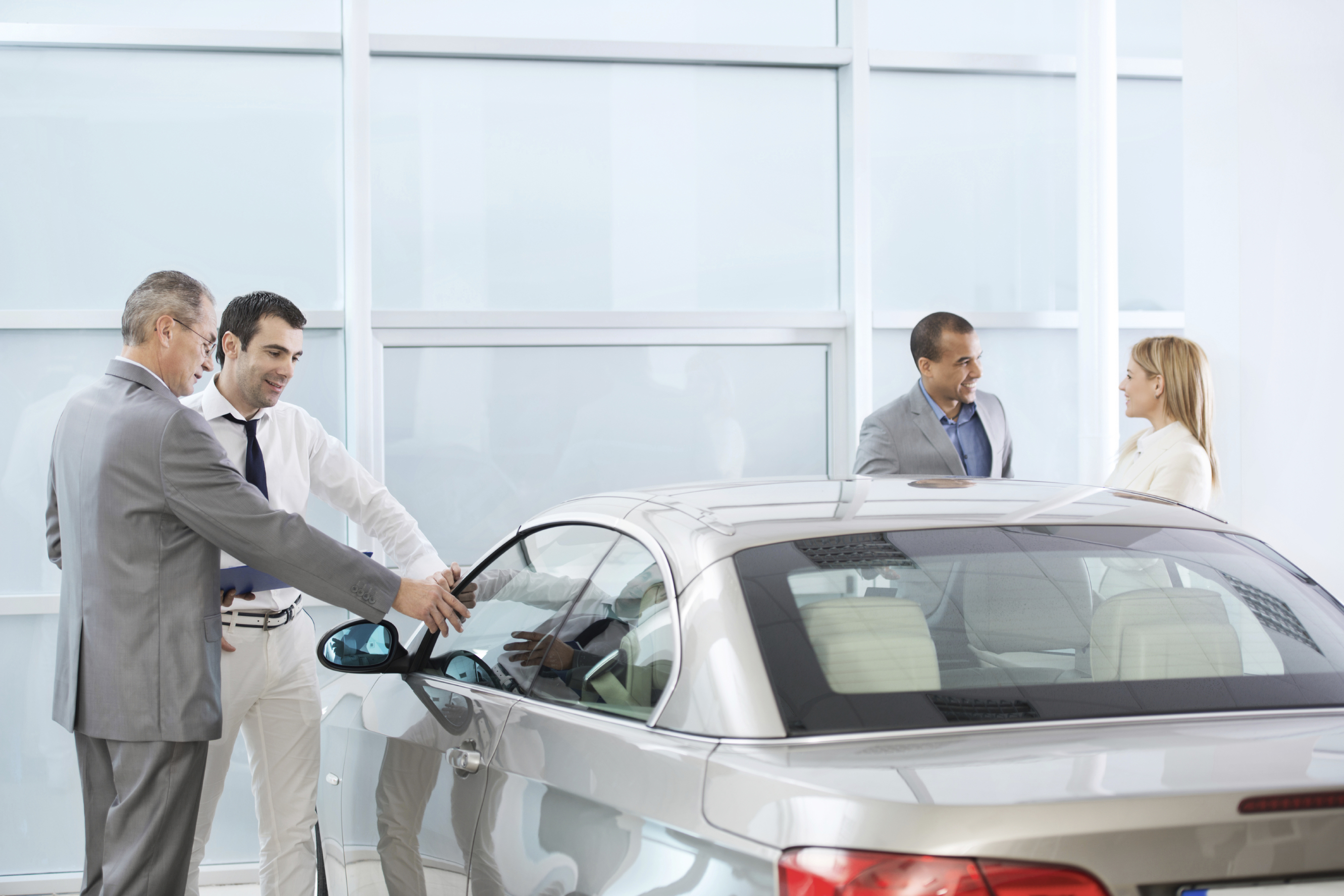 Luxury Vehicles for Less in Laurel, MD