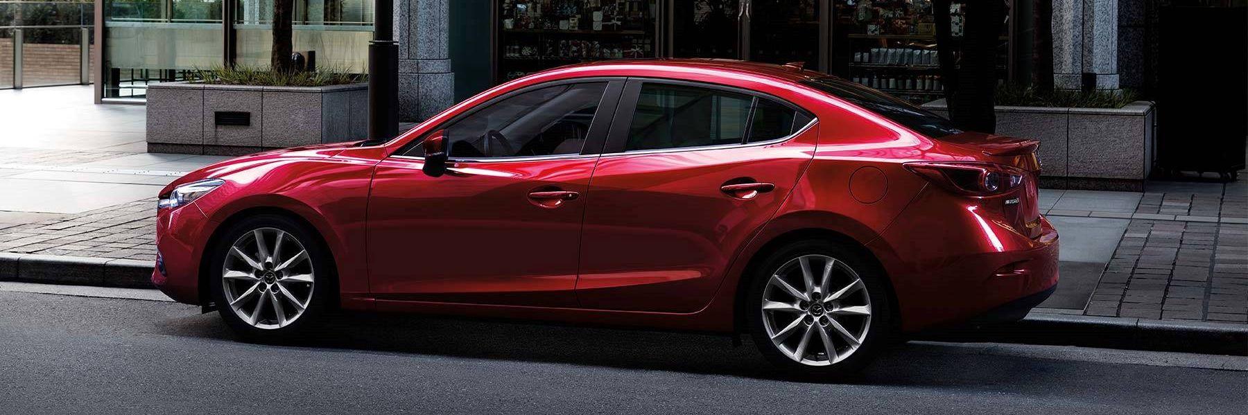 2018 Mazda3 Financing near Lodi, CA