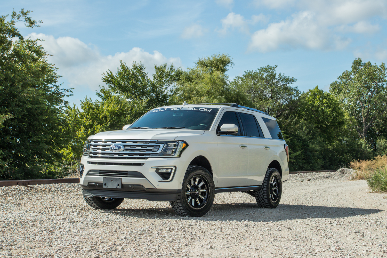 2018 Ford Expedition Limited Lift Level Kit Sold Rad Rides