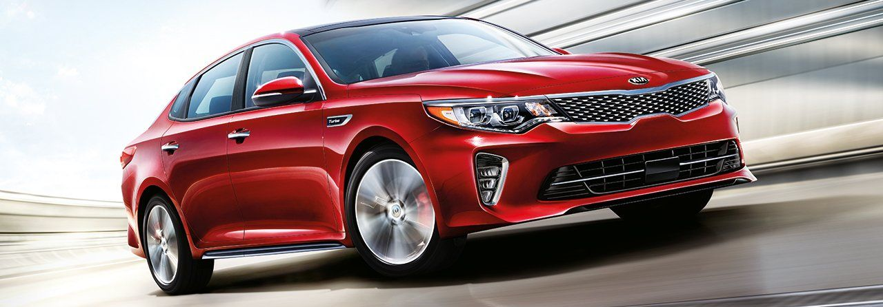 2018 Kia Optima Leasing near Norman, OK