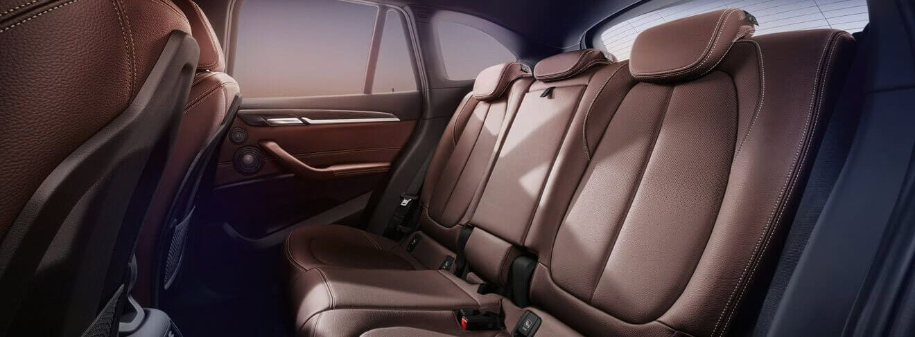 Cozy Seating in BMW X1
