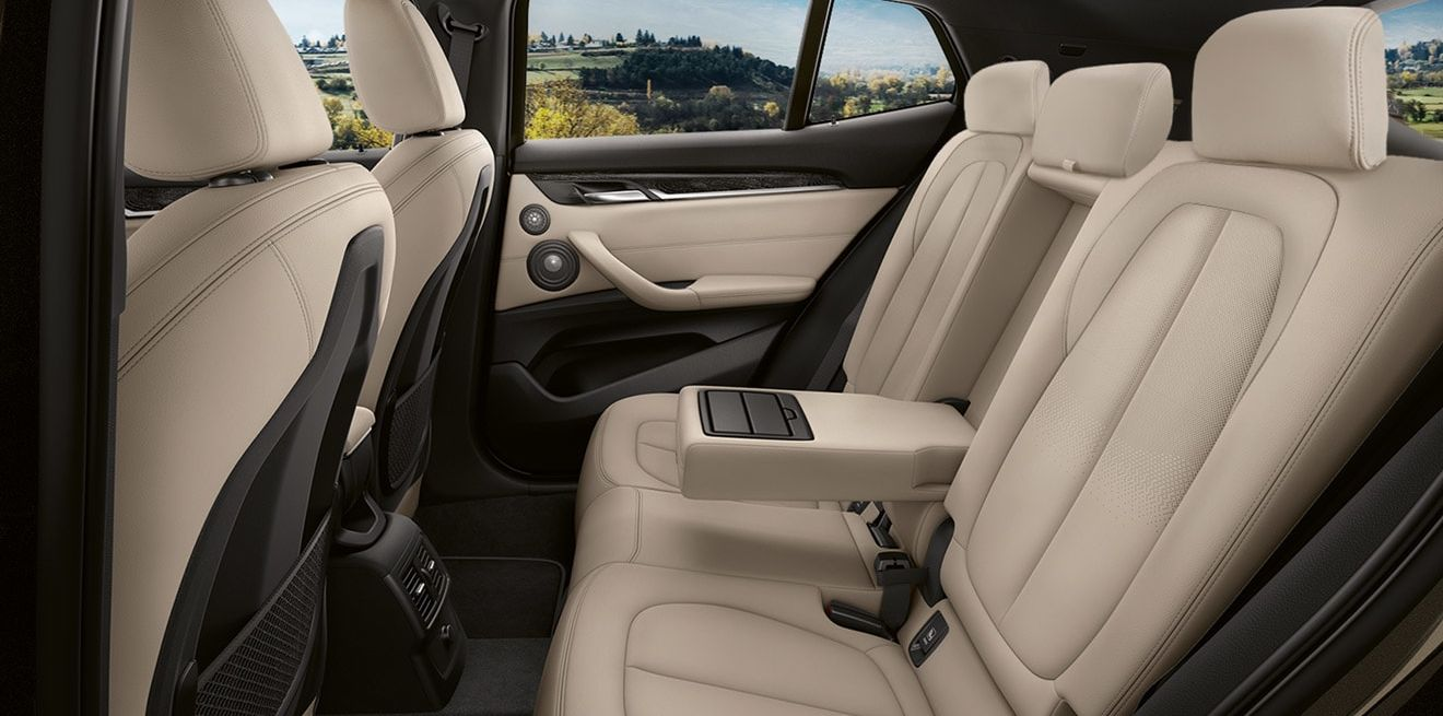 Relax in the Cozy Interior of the 2018 X2
