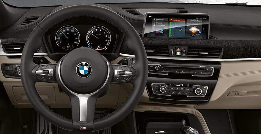 Enjoy the Drive in the BMW X2!