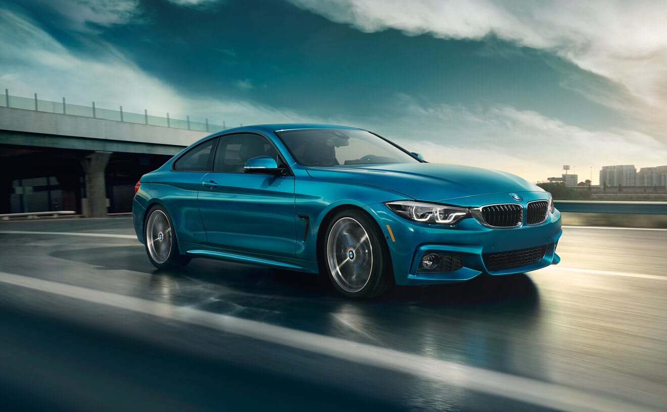 2019 BMW 4 Series vs 2018 Acura ILX near Whiting, IN