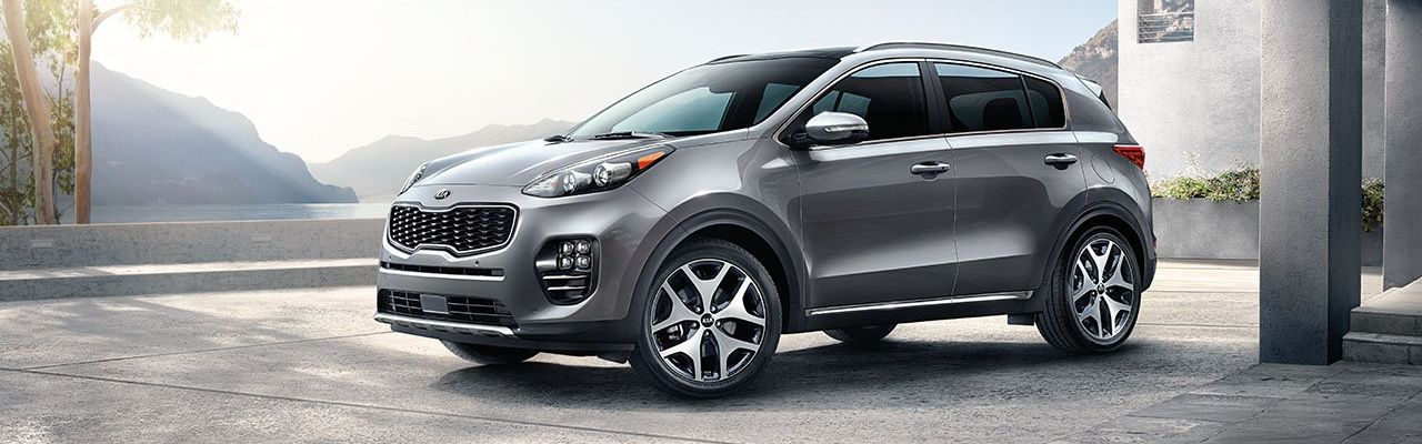 2019 Kia Sportage Leasing in San Antonio, TX