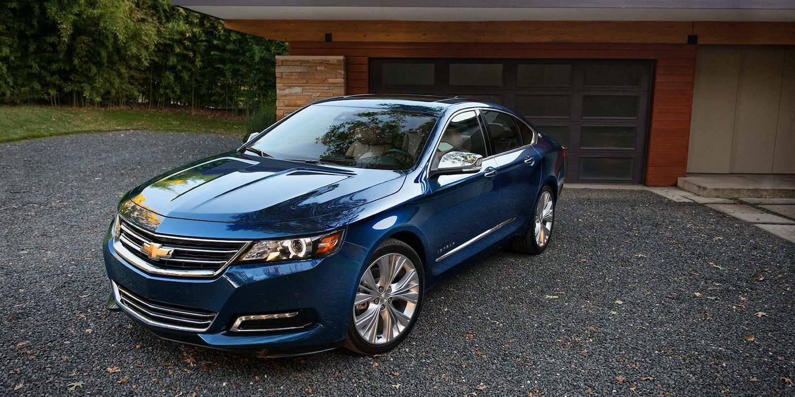 2018 Chevrolet Impala Financing in Jackson, MI