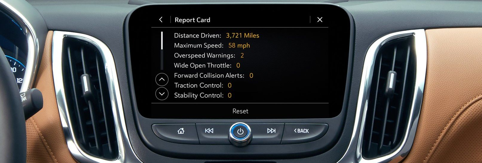 Engaging Features in the 2019 Equinox