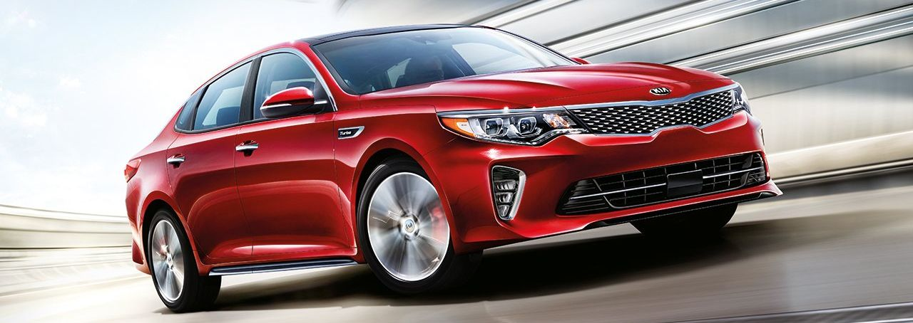 2018 Kia Optima Leasing in North Olmsted, OH