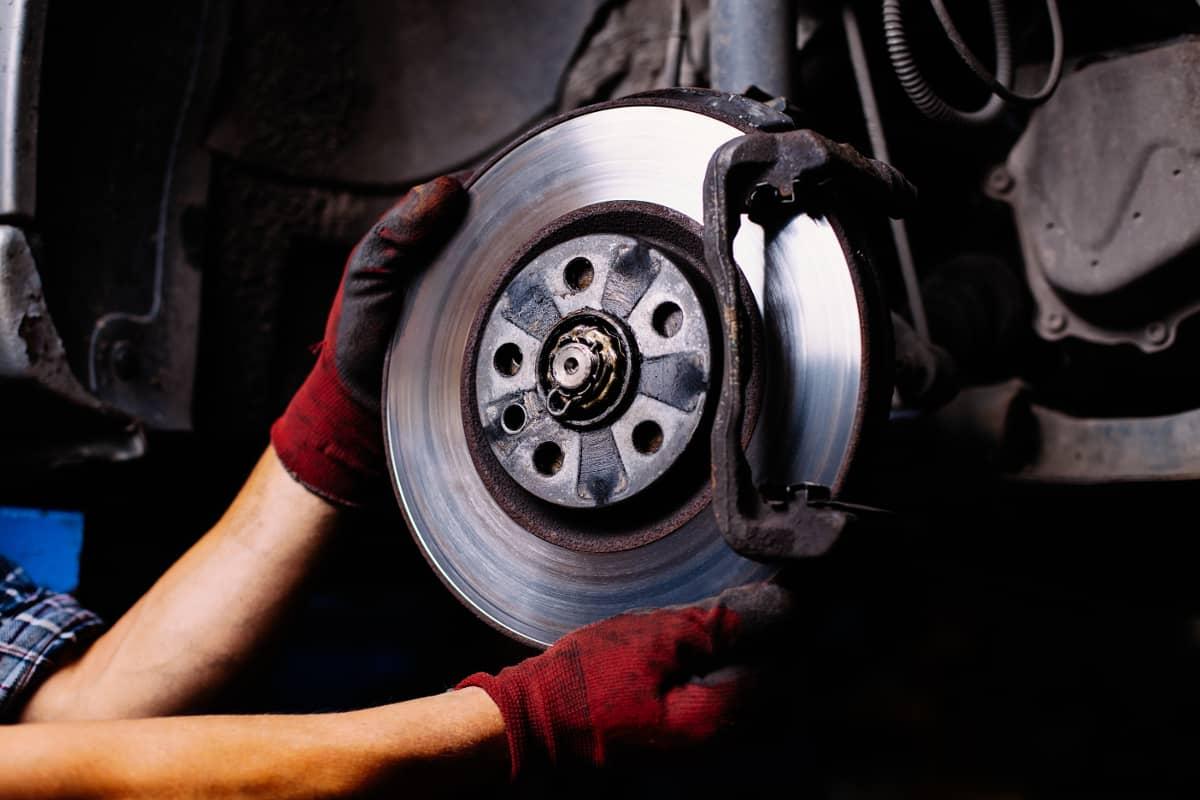 Brake Repair Service in Jackson, MI