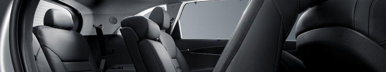 2018 Kia Sorento Split-Folding Seats