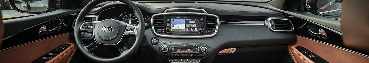 2019 Kia Sorento Center Console