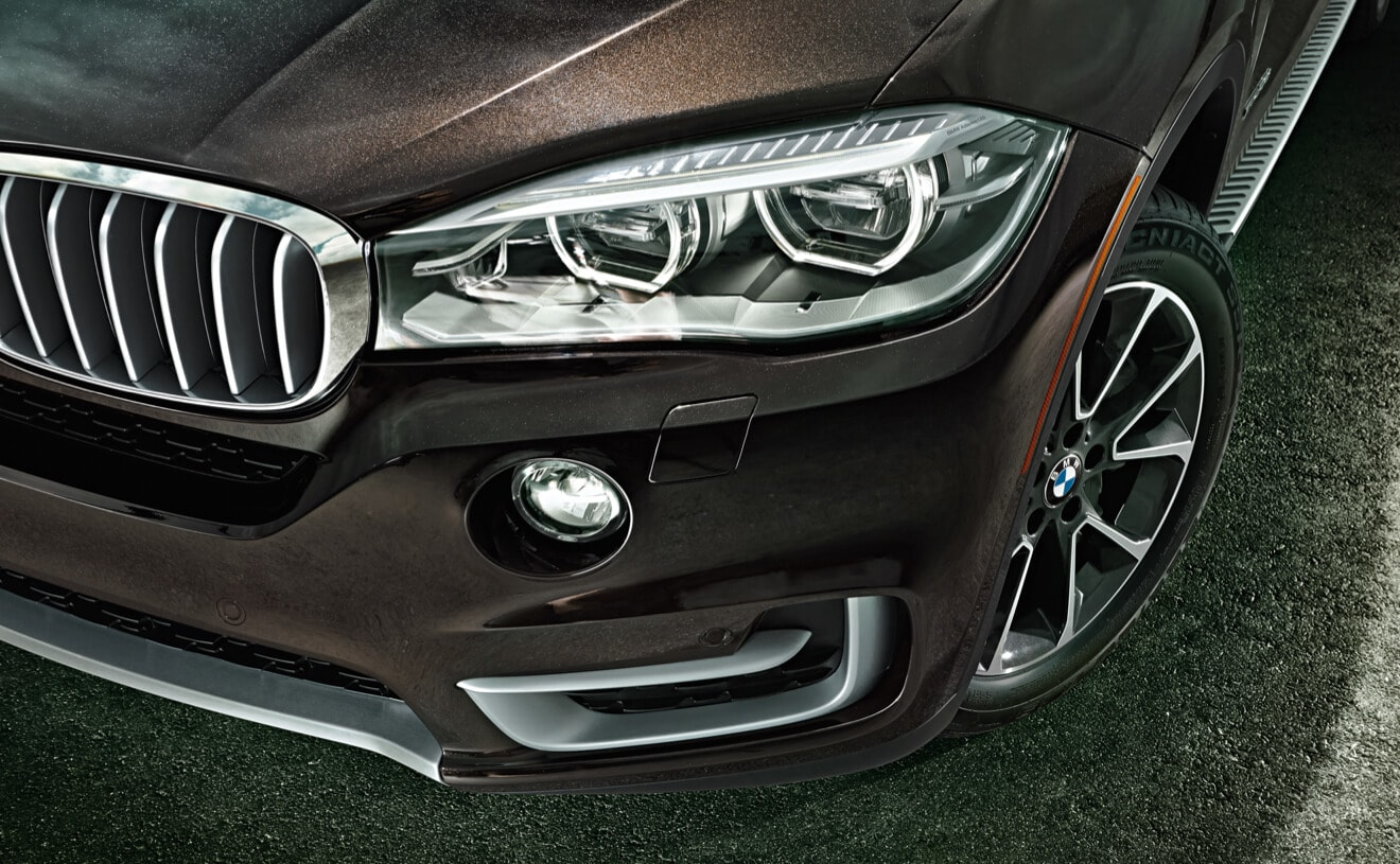 See and Be Seen With Every Turn You Take in the X5!