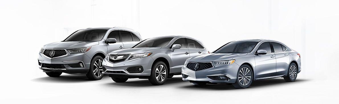 Grandes ofertas de leasing de Acura cerca de Falls Church, VA