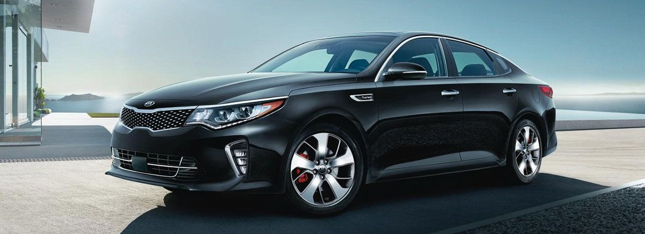 2018 Kia Optima Financing in San Antonio, TX