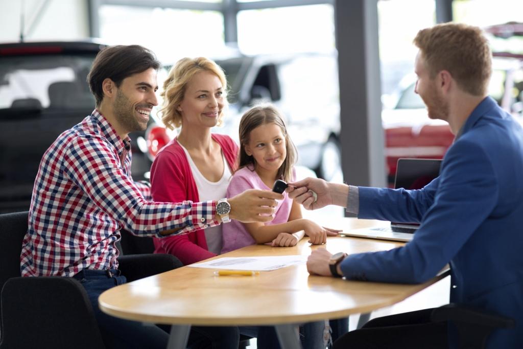Fácil aprobación de crédito y financiamiento