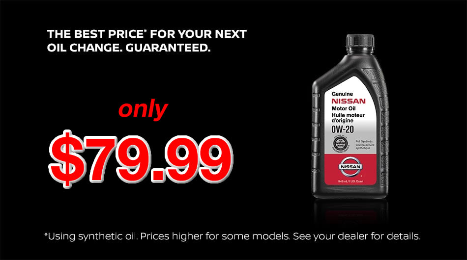 An Important Part Of Earning Your Business Is Competitive Pricing, So We  Proudly Offer The Nissan Price Assurance Guarantee.