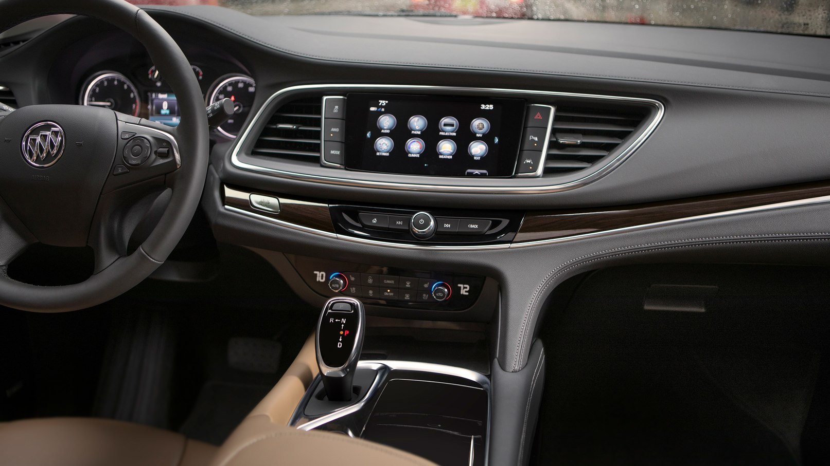 Interior of the 2019 Enclave