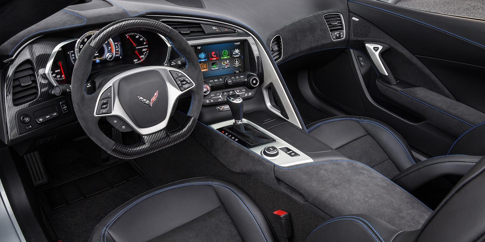 Take Command in the 2019 Corvette!
