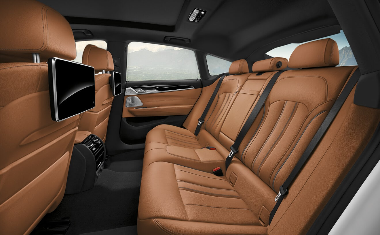 The 6 Series Was Built With Comfort in Mind!