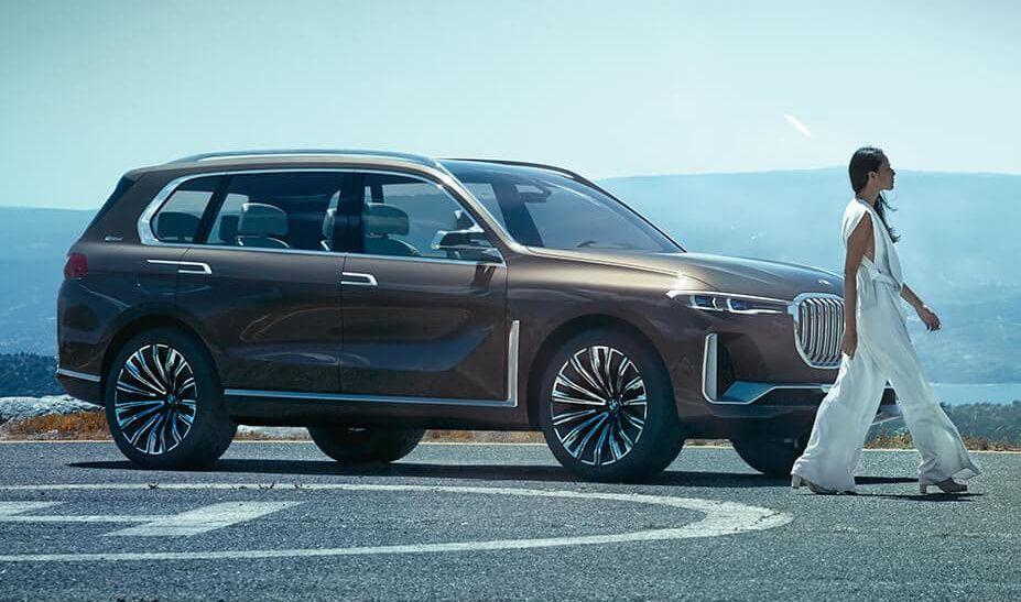 Bmw Dealership Near Me >> 2019 BMW X7 Preview in Athens, GA - Athens BMW