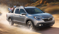 2019 Honda Ridgeline near Houston