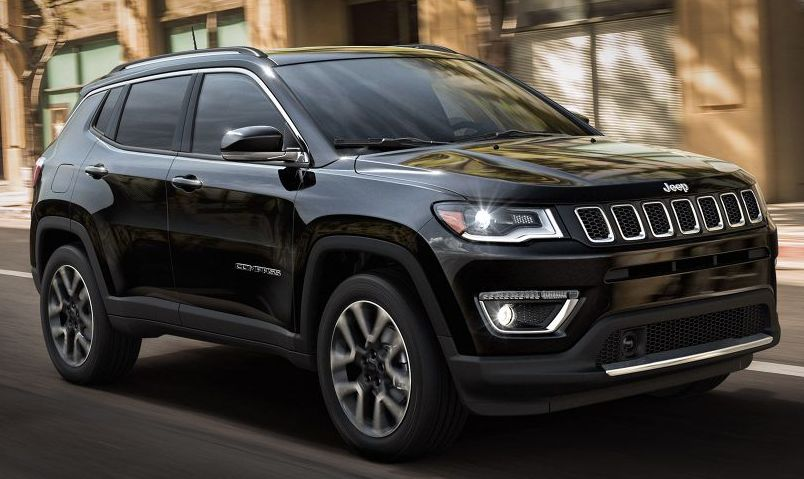 2018 Jeep Compass for Sale in Jackson, MN