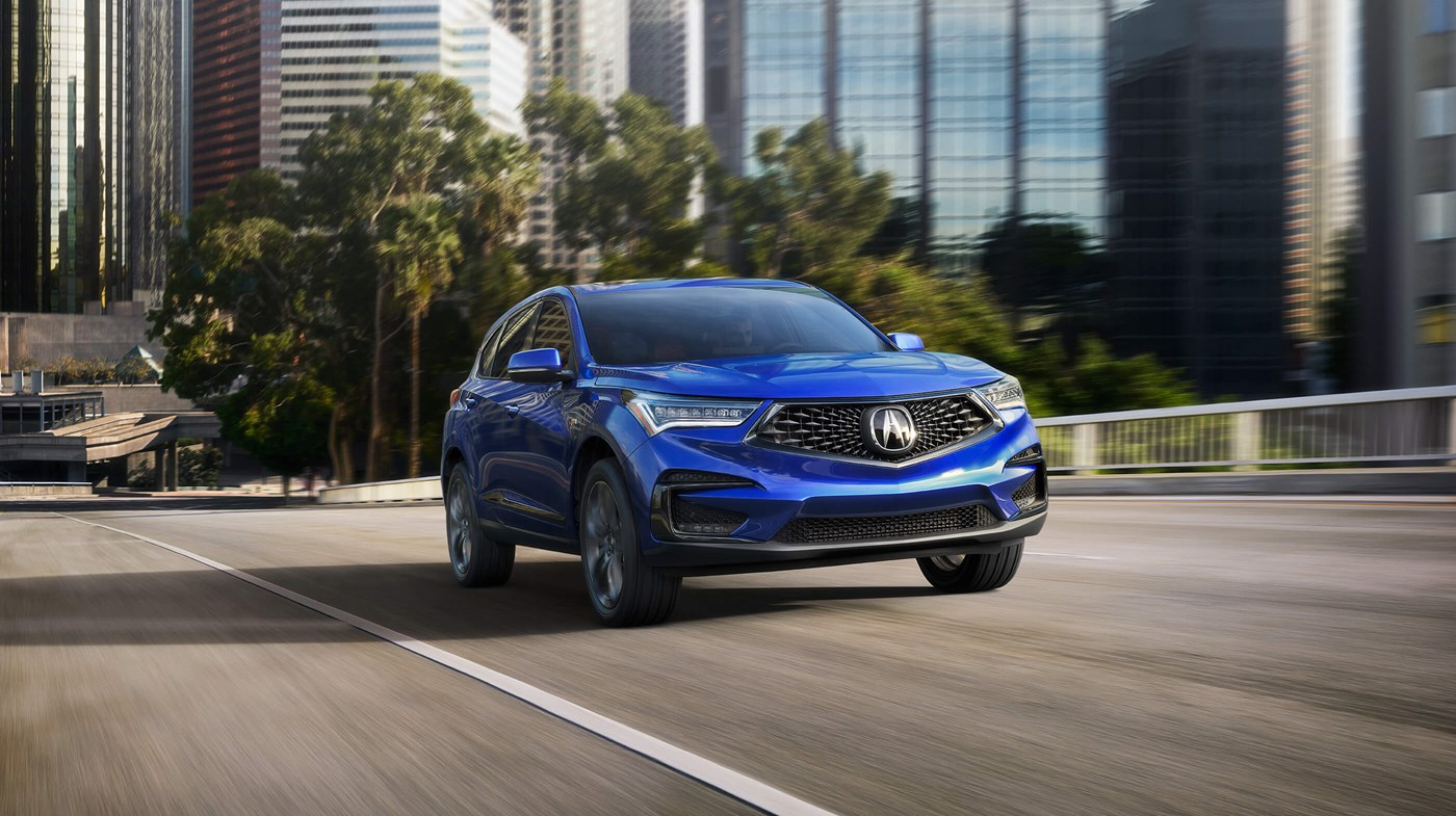 2019 Acura RDX Leasing near Bethesda, MD