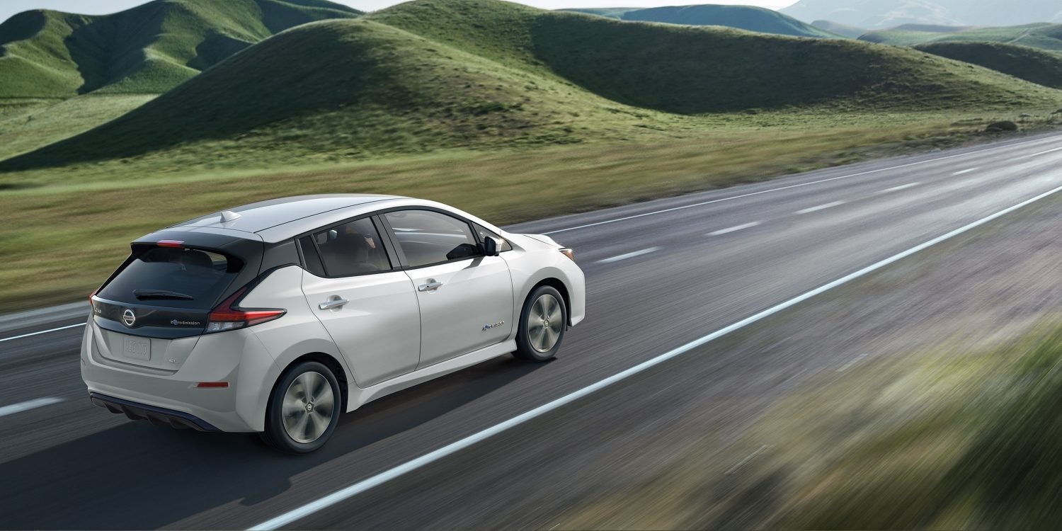 2018 Nissan LEAF Leasing near Washington, DC