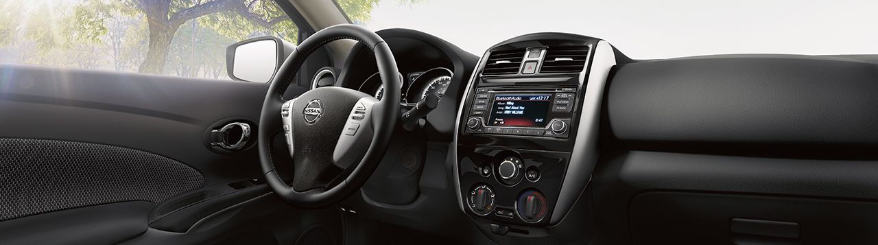 Experience the Thrill of the 2018 Nissan Versa!