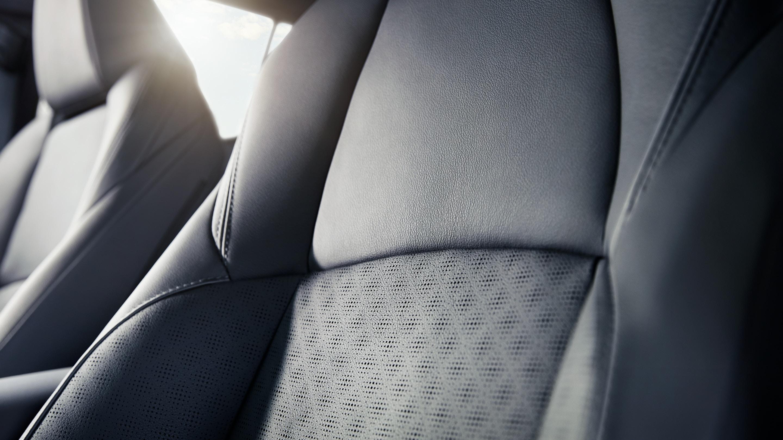 Interior of the 2019 Toyota C-HR