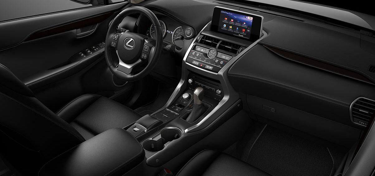 NX 300 Interior