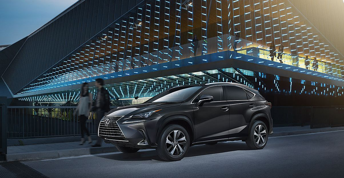 2019 Lexus NX 300 Leasing near Reston, VA