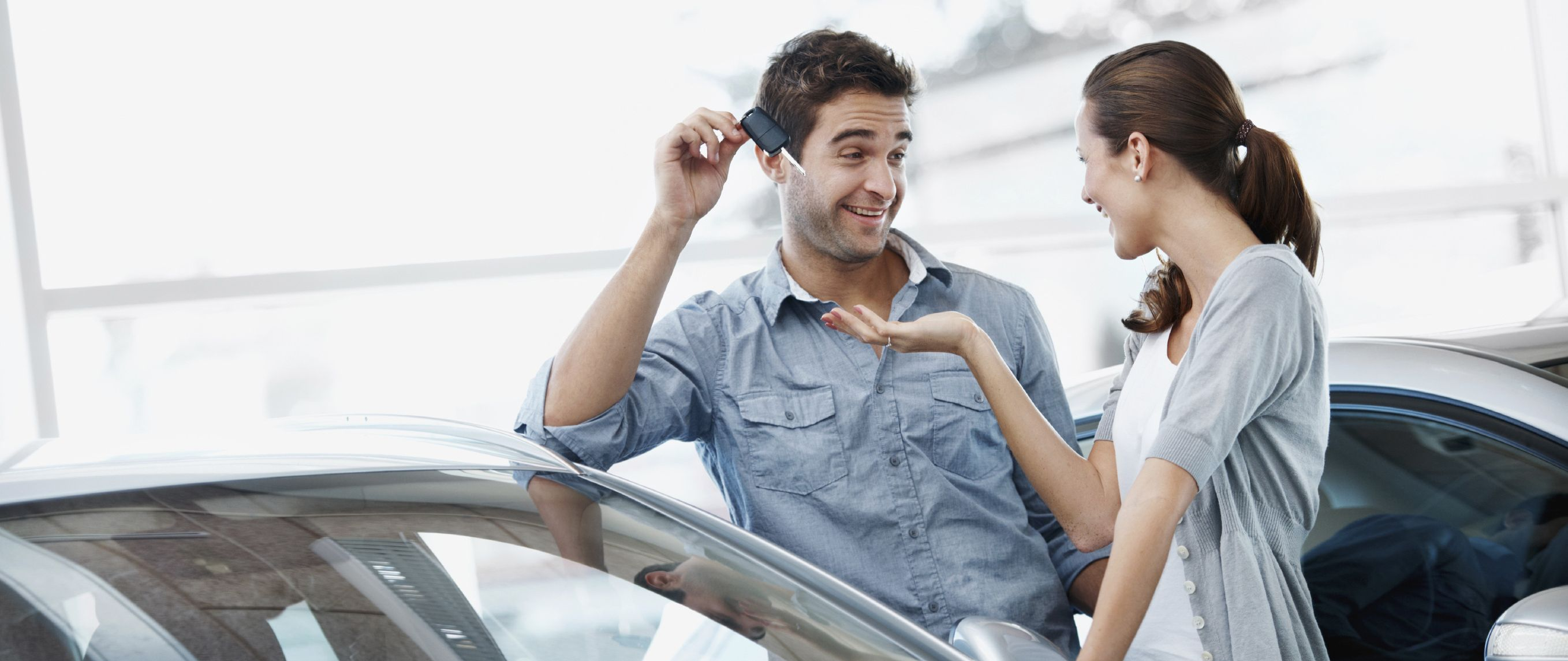 We'll Help You Get the Keys to a New Car!