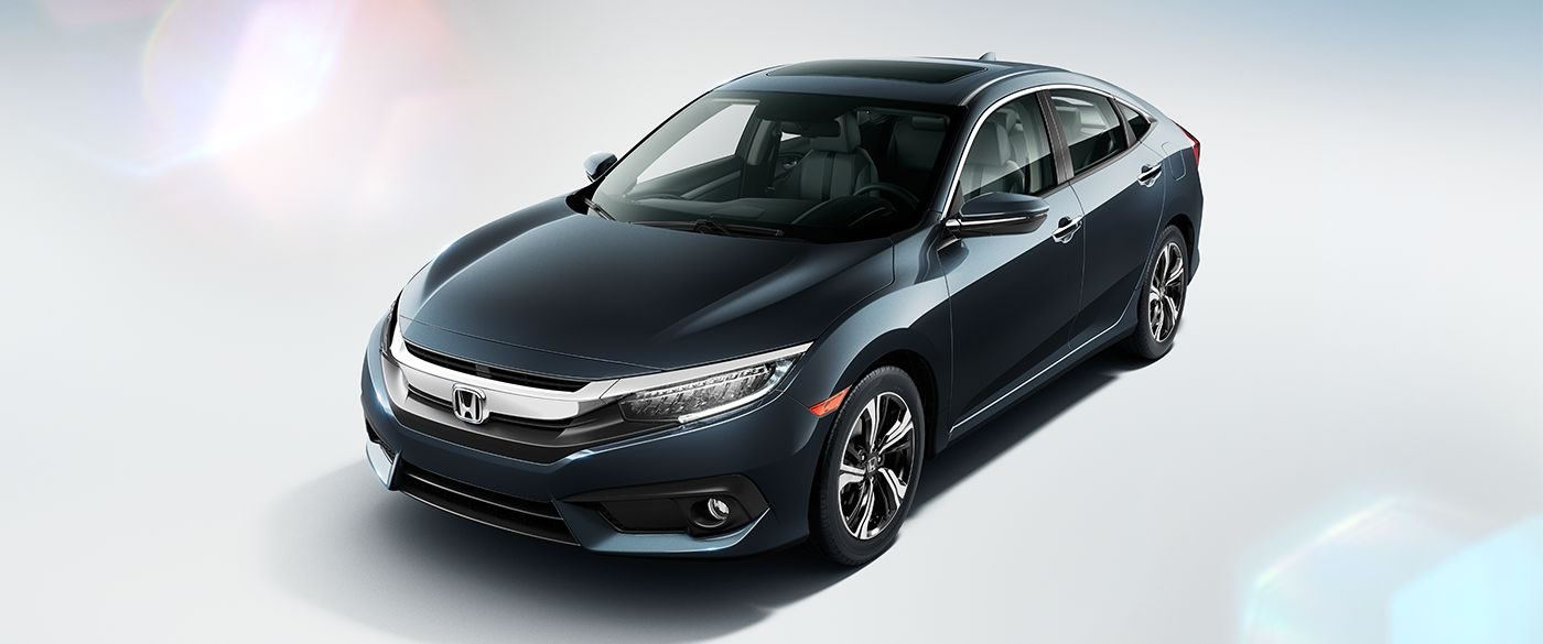 2018 Honda Civic Leasing near Ann Arbor, MI