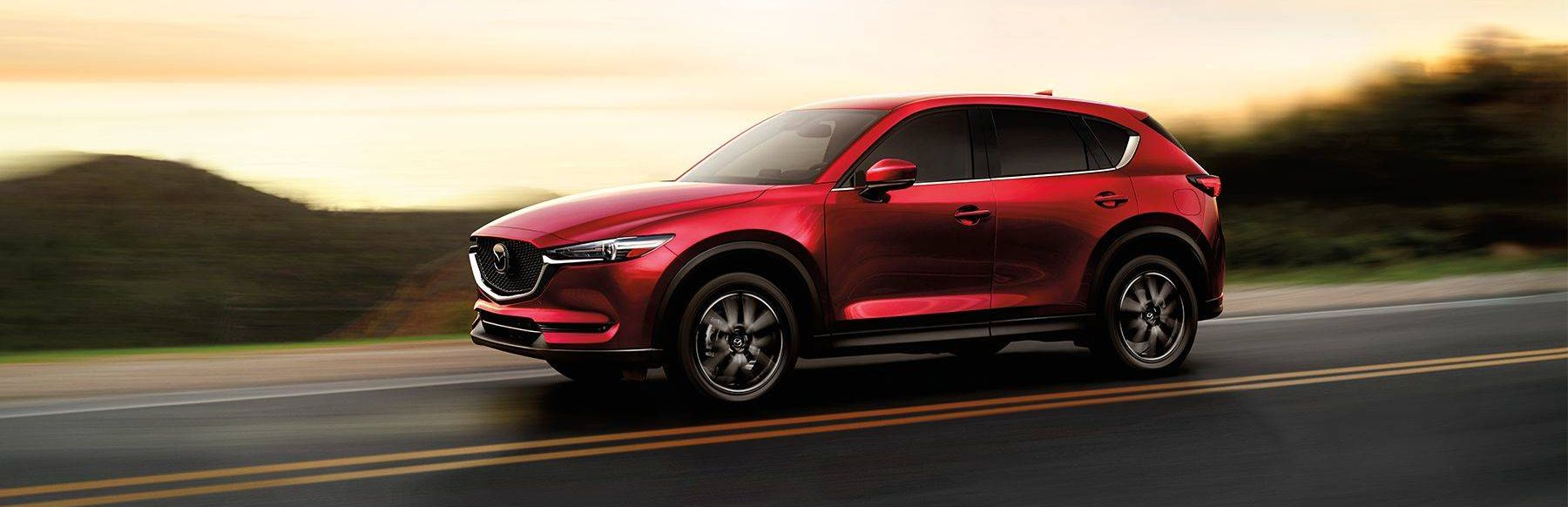 2018 Mazda CX-5 Leasing in San Antonio, TX