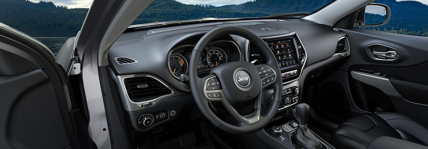 Take Command in the 2019 Cherokee!