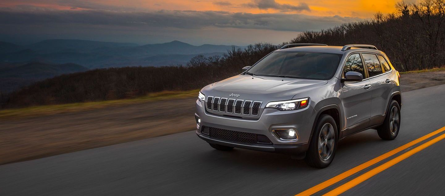 2019 Jeep Cherokee Financing in Midwest City, OK
