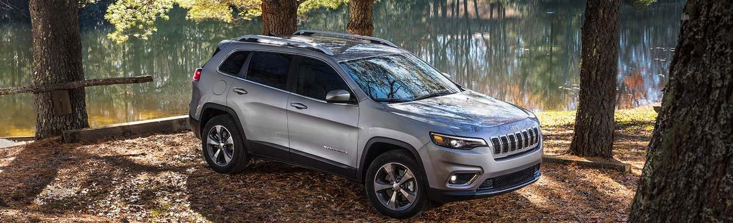 2019 Jeep Cherokee Leasing in Midwest City, OK