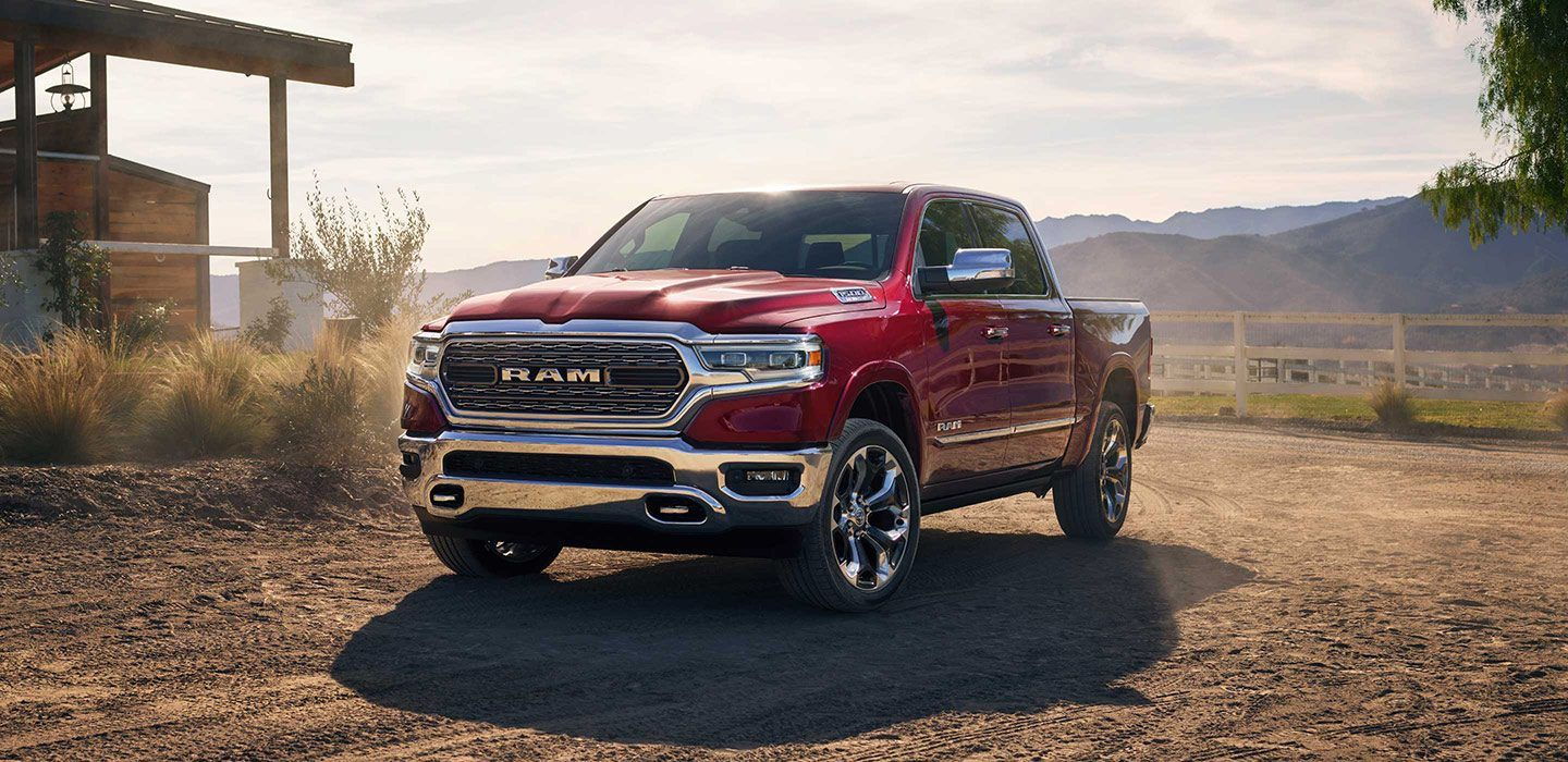2019 Ram 1500 Financing in Midwest City, OK
