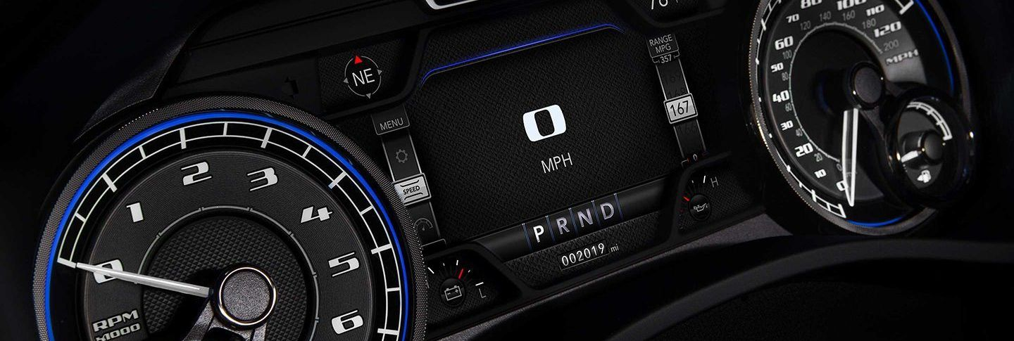 Thrilling Performance of the Ram 1500