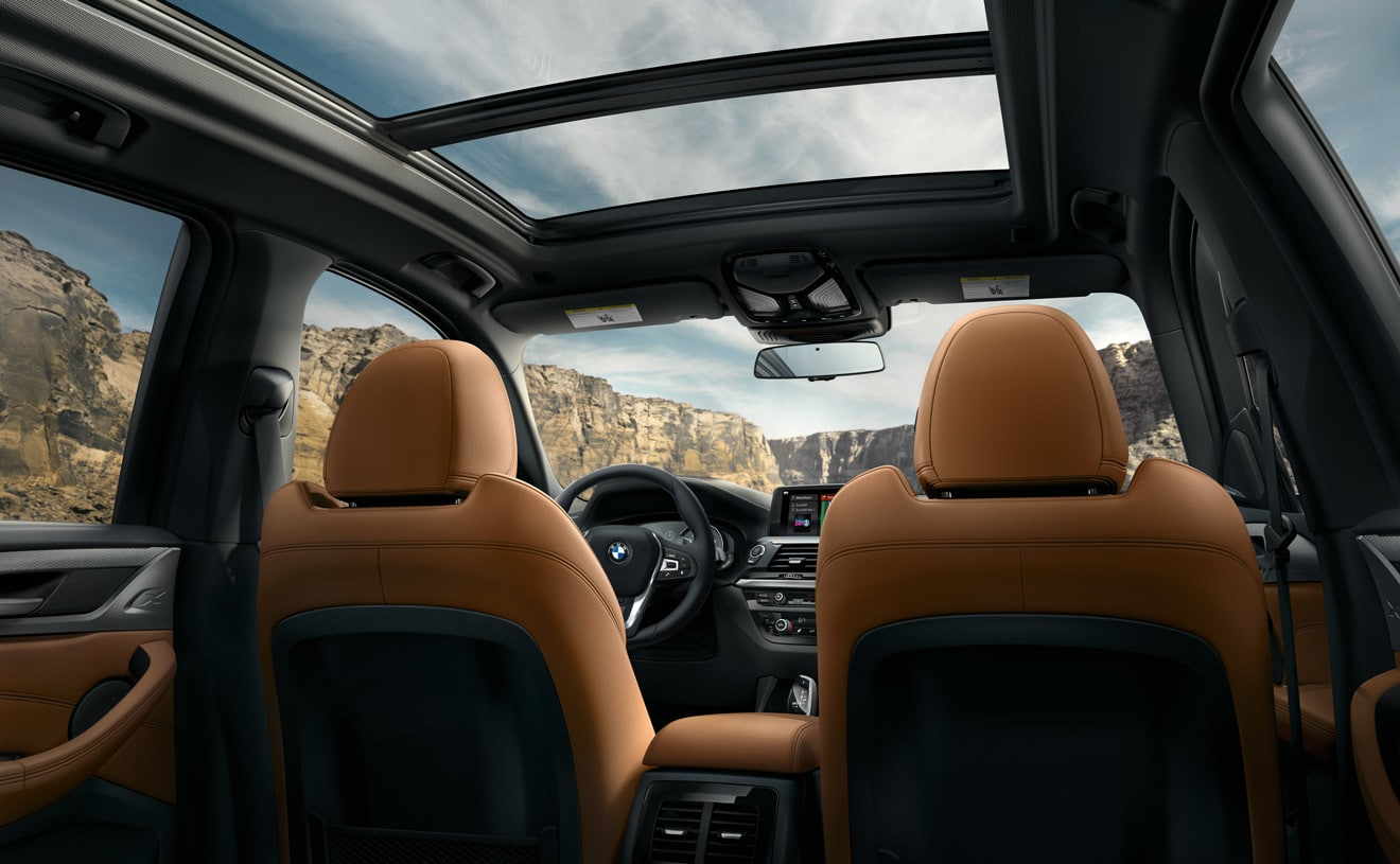 Breathtaking Ambiance in the X3