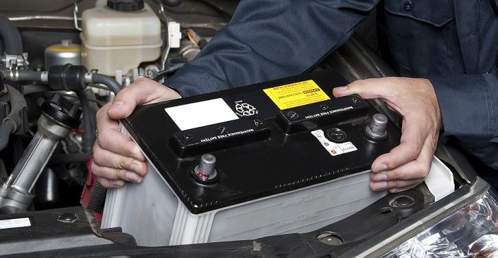 BMW Battery Test and Replacement Service in Plano, TX