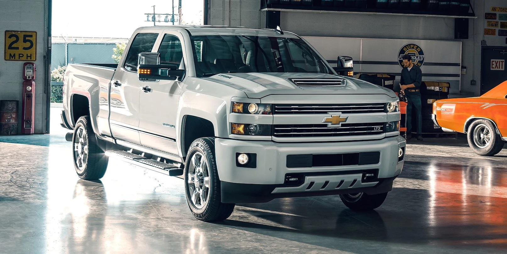 2019 Chevrolet Silverado 2500HD Leasing near Manassas, VA