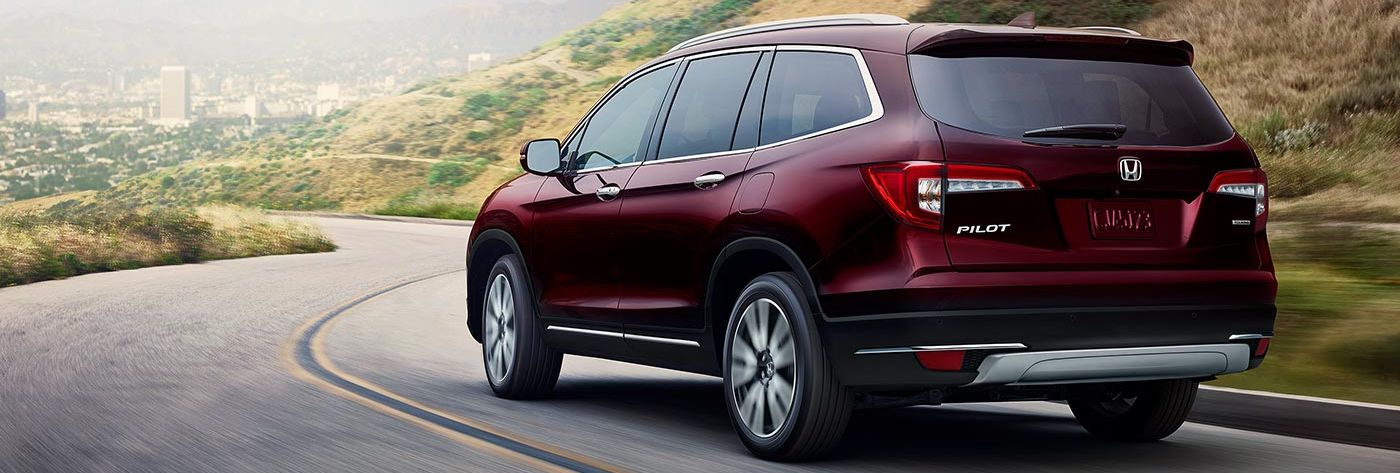 2019 Honda Pilot For Sale Near Naperville Il Mcgrath Honda Of St