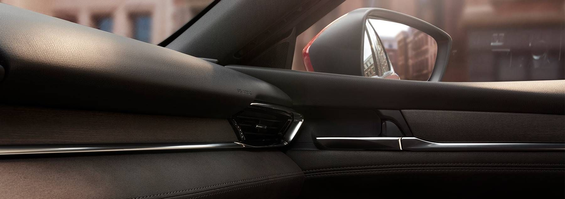 Style in the Mazda6!