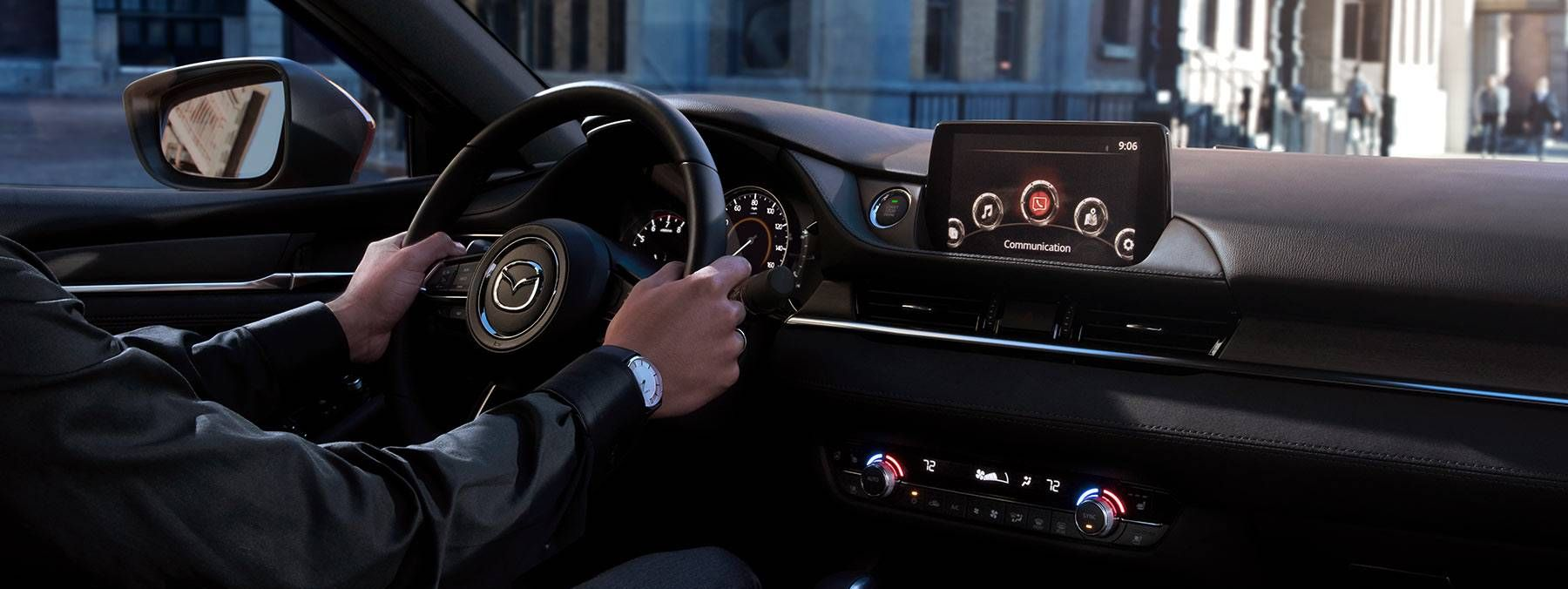 Enjoy the Drive in the 2018 Mazda6!