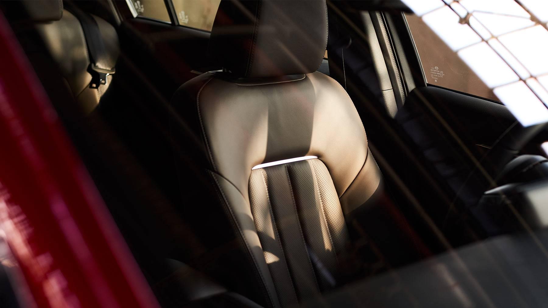 Luxurious Interior of the 2018 Mazda6